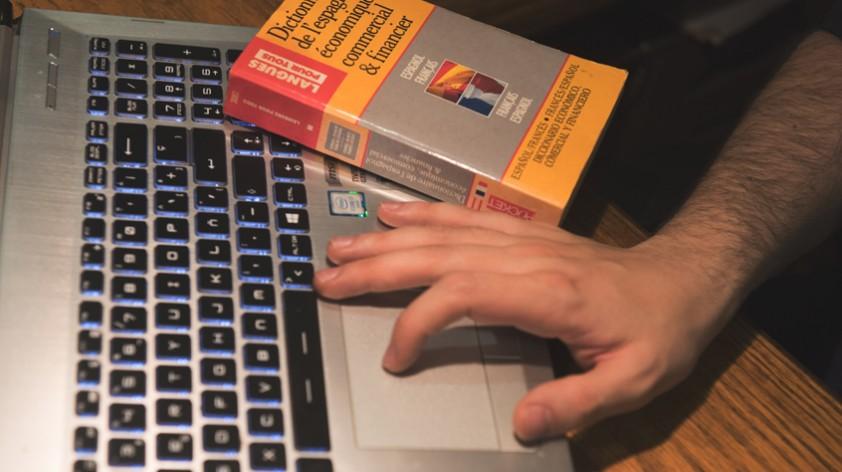 Translations of websites